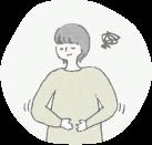 長野市にある漢方とハーブの店なつめやによる便秘の説明
