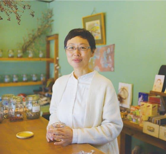 長野市にある漢方とハーブの店なつめや店主ごあいさつ